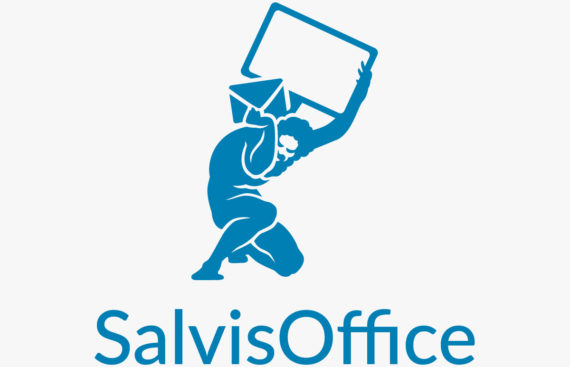 Salvis Office Portfolio Cover