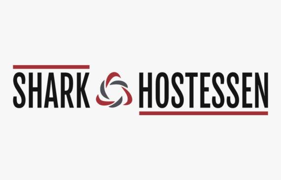 Portfolio Cover Shark Hostessen