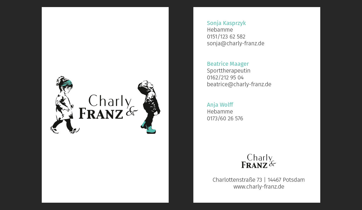 Gründerpaket Charly Franz Sumid Consult