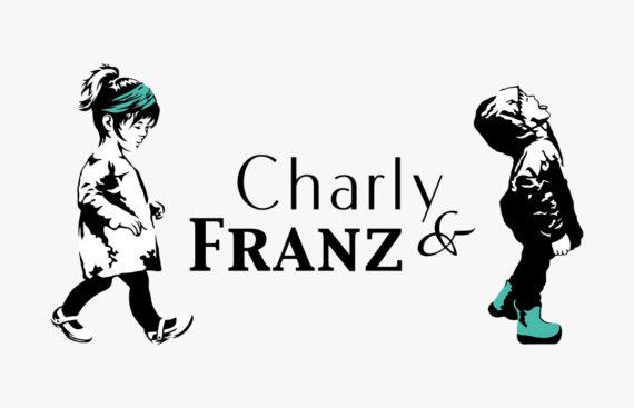 Charly und Franz Cover Portfolio Cover