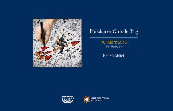 Gruendertag Potsdam 2015 Cover